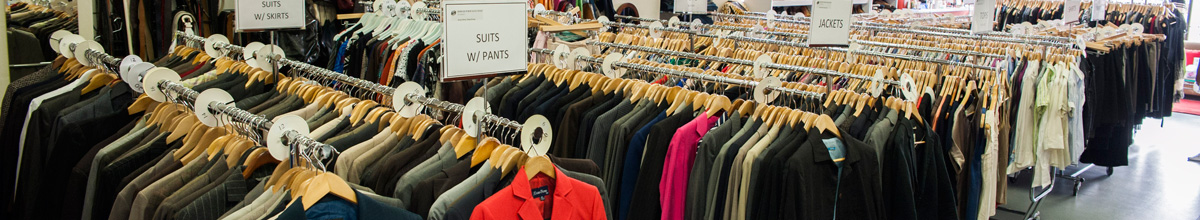 Donation Drives Dress For Success